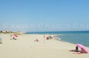 Spiaggia di Miramars