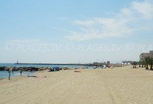 Spiaggia del Porto Saint Ange