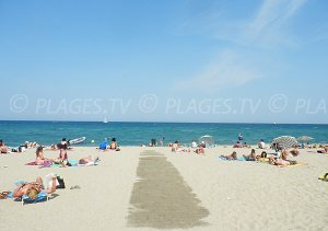 Spiaggia del Pont Tournant