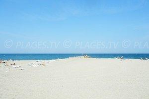 Spiaggia Sud - Saint-Cyprien