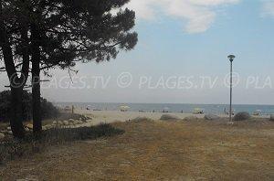 Erba Rossa Beach - Ghisonaccia