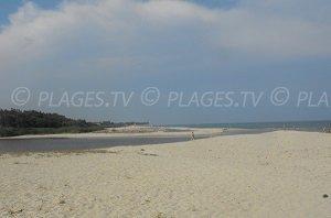 Spiaggia di Calzarellu