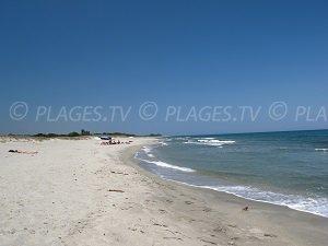 Spiaggia Alistro - San-Giuliano