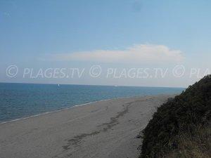 Mare e Stagnu Beach - Aléria