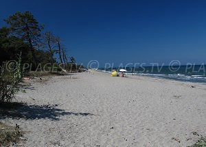 Padulone Beach - Aléria
