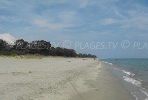 Spiaggia di Serra Piana