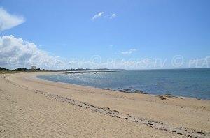 Grande Plage Beach - Locmariaquer