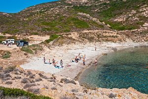 Spiaggia dell'Oscelluccia