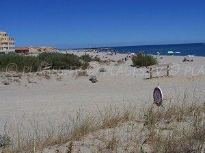 Naturist Beach - Leucate