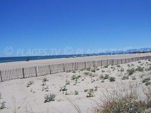 Mouret Beach - Leucate