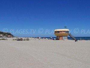 Spiaggia del Galion - spiaggia del Centro