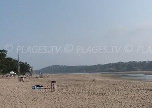 Spiaggia  Chênes Lièges - Lago