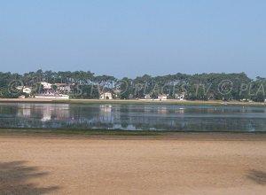 Spiaggia Le Rey - Lago