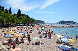 Spiaggia dell'Ange Gardien