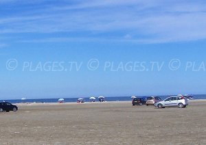 Montilles Beach - Port-la-Nouvelle