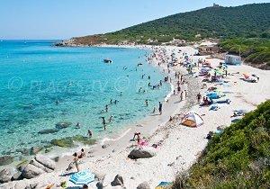 Spiaggia di Bodri - L'Ile-Rousse