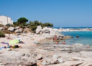 Spiggia del Club Med di Sant'Ambroggio