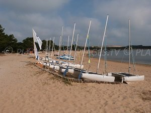 Port d'Albret Beach - Soustons