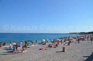 Spiaggia del Carras