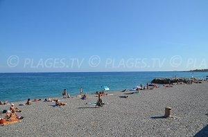 Spiaggia Aubry Lecomte