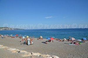 Spiaggia di Lenval