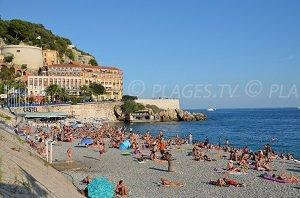 Spiaggia del Castel