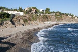 Spiaggia dell'Ouille - Collioure