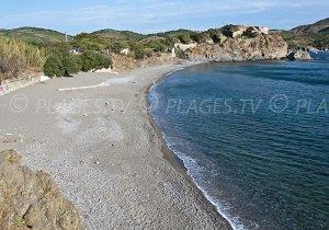 Spiaggia del Forat - Port-Vendres