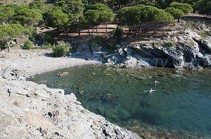 Spiaggia di Balanti - Port-Vendres