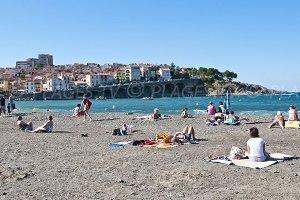 Spiaggia del Fontaulé - Banyuls-sur-Mer
