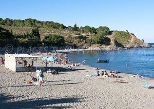 Spiaggia di Sana - Banyuls-sur-Mer