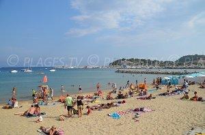 Spiaggia del Centre Ville - Cavalaire-sur-Mer