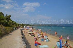 Spiaggia del Parc - Cavalaire-sur-Mer