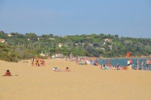 Spiaggia di Pardigon - Cavalaire-sur-Mer