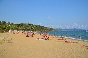 Spiaggia del Débarquement - Spiaggia della Douane