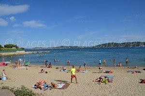 Spiaggia del Beauvallon