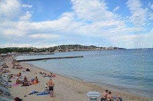 Spiaggia della Croisette