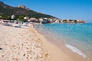 Spiaggia di Aregno