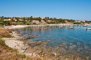 San Damiano Beach  - Algajola