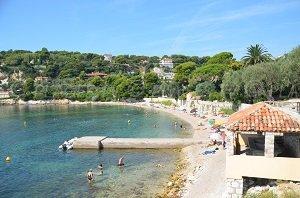 Spiaggia Les Fosses
