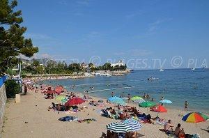 Spiaggia delle Formiche (Fourmis)