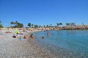 Spiaggia di Fossan