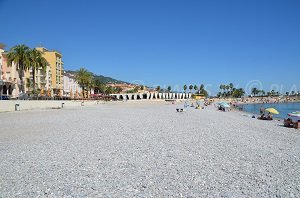 Spiaggia del  Marché