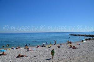 Spiaggia Borrigo