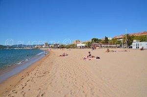 Spiaggia delle Sablettes