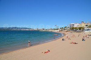 Spiaggia di Veillat - Saint Raphael