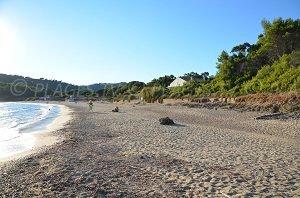 Spiaggia della Briande