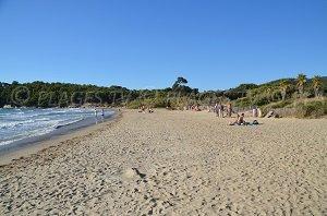 Spiaggia di Cabasson