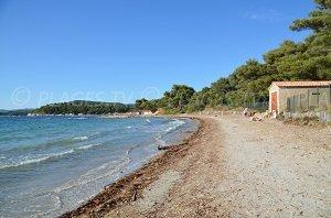Bregancon Beach - Bormes-les-Mimosas