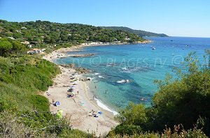 Escalet Beach - Ramatuelle